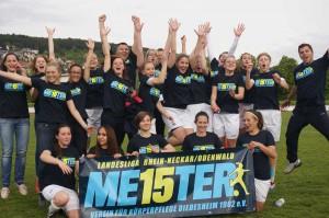 Damen-Fussball-Meisterschaft