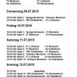 Stadtmeisterschaften Mosbach 2015