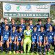 Diedesheimer Fußball Jugend beim Volkswagen Junior Masters