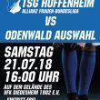 Odenwald-Auswahl empfängt Bundesligist Hoffenheim in Diedesheim